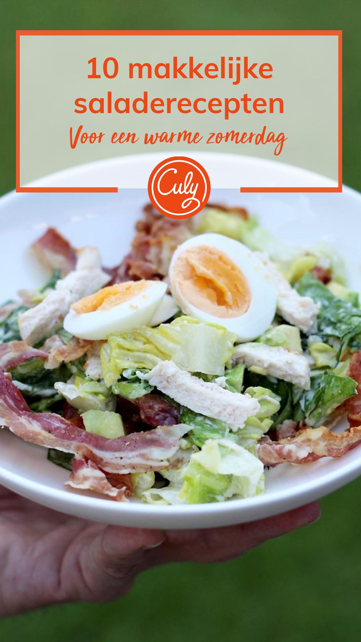 makkelijke salade caprese recept