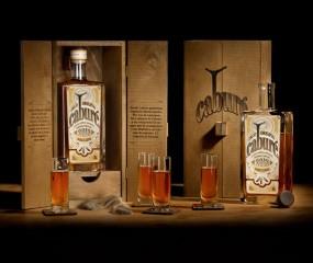 13 x prachtig ontworpen flessen tequila