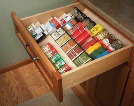 Slimme trucs om je keukenkastjes te organiseren for Kitchen cabinets nl