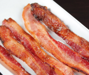 Tof crowdfunding project: een kookboek over bacon