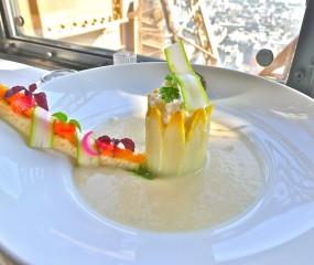 De 5 beste Parijse hotspots om te eten bij de Eiffeltoren