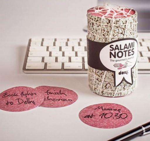 Salami-Notes