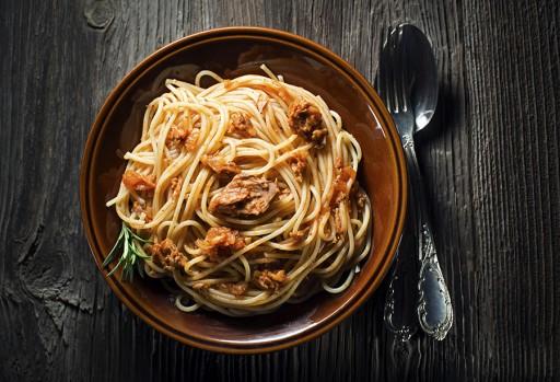Stock pasta