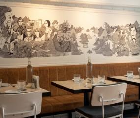 Een restaurant in Mexico met een sprookjesachtig verhaal