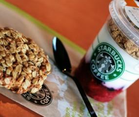Starbucks gaat aan de Griekse yoghurt