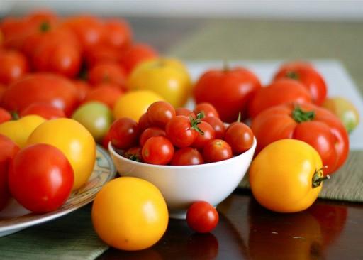 alles over tomaten van cherry tot tasty tom. Black Bedroom Furniture Sets. Home Design Ideas
