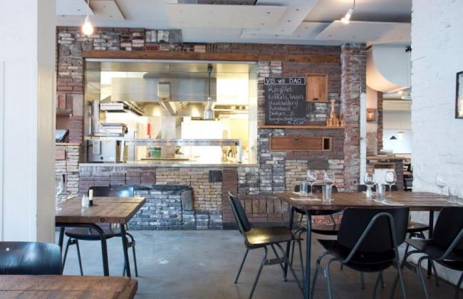 wilde zwijnen, restaurant, amsterdam, food