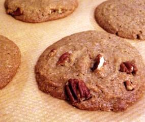 Culy Homemade: onweerstaanbare (snelle!) pecan cookies