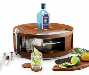 Gin Wheel: dé cocktailgadget voor gin lovers