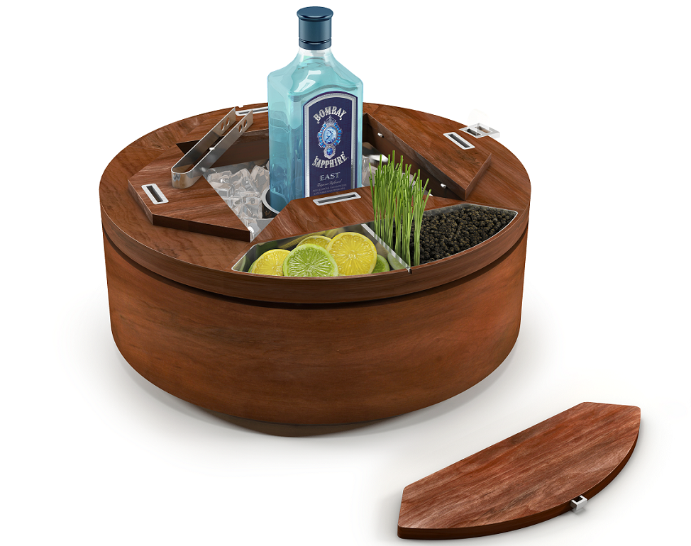 Gin Wheel D 233 Cocktailgadget Voor Gin Lovers Culy Nl