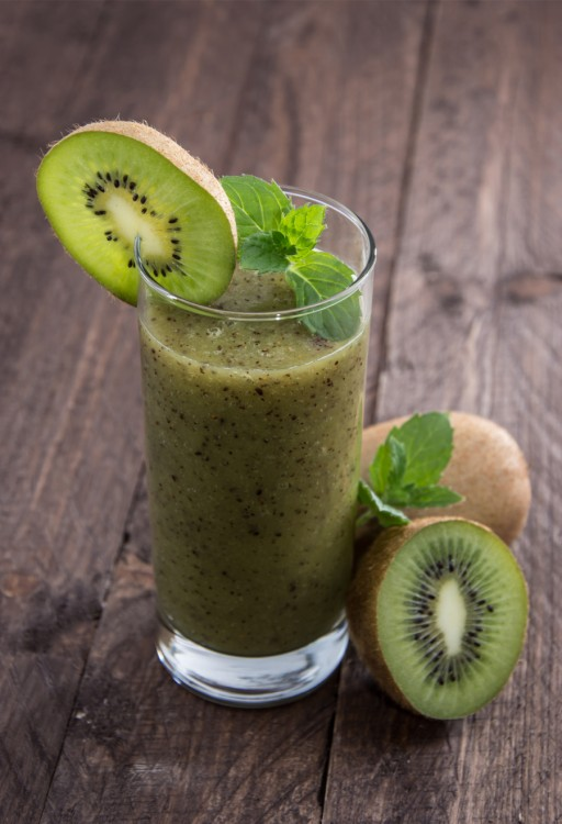 kiwi smoothie sap