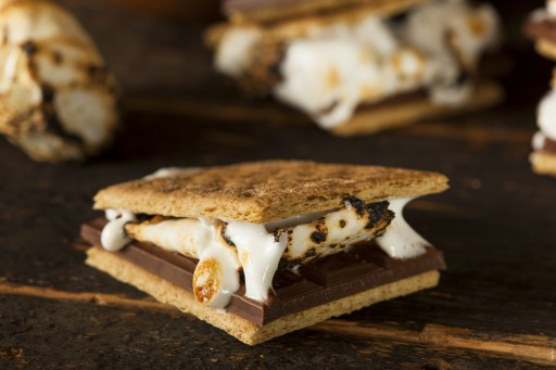 Stock s'more