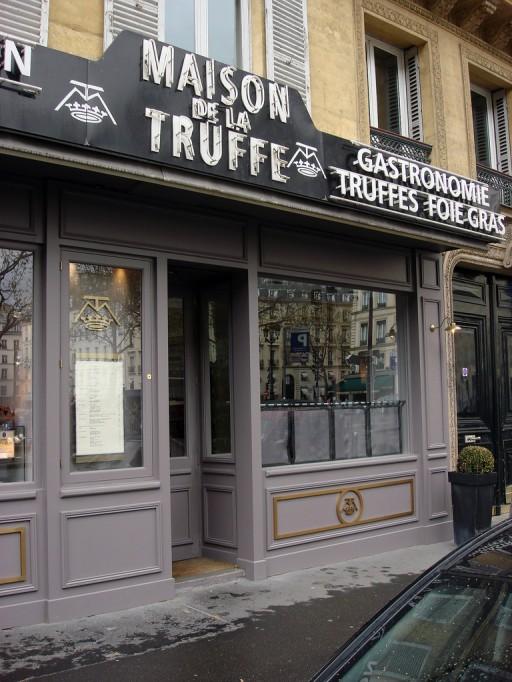 5 favoriete culinaire souvenirs uit parijs - La maison de la truffe ...