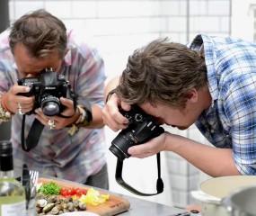 10 foodfotografie-tips van Jamie Oliver's fotograaf David Loftus