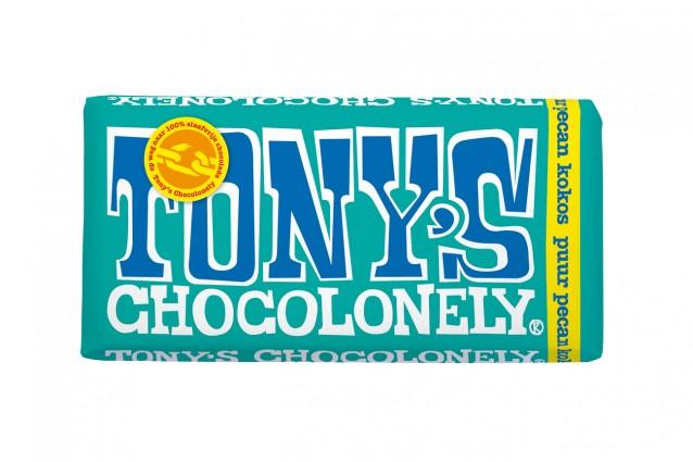 Tonys puur pecan kokos