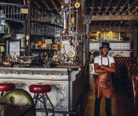 Truth: bijzondere espressobar in Kaapstad
