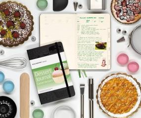 Het ideale notitie- en receptenboekje voor foodies
