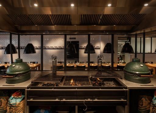 Julius bar grill - Open keuken bar ...