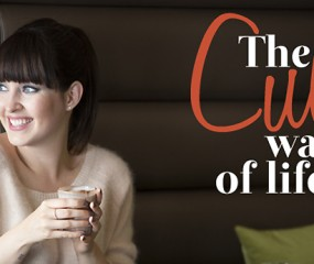 Koop 'm nu voor €19,95: Culy Monique's boek The culy way of life