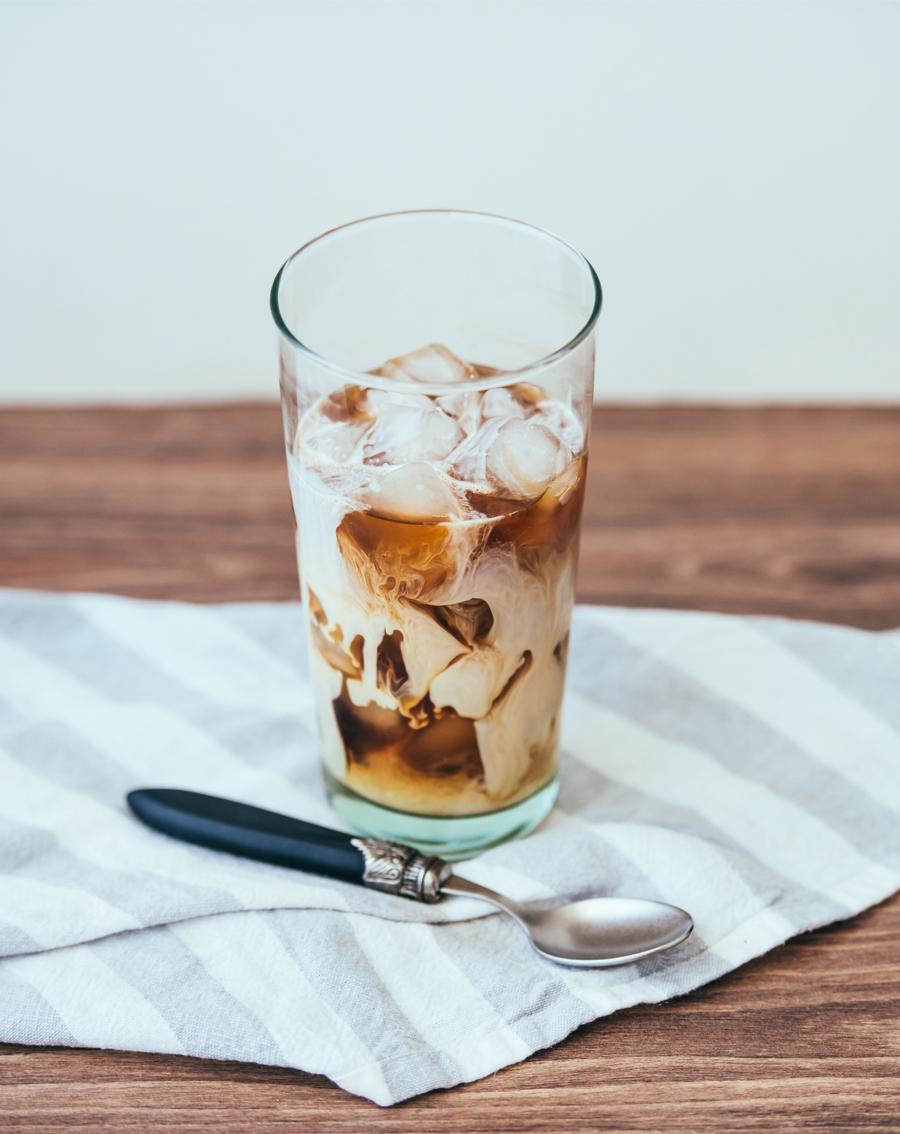 Cold brew ijskoffie