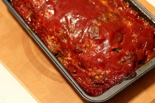 gehaktbrood met homemade BBQ-saus2
