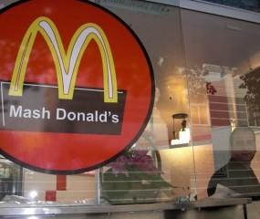 Opvallend: namaak-Amerikaanse fastfoodketens in Iran