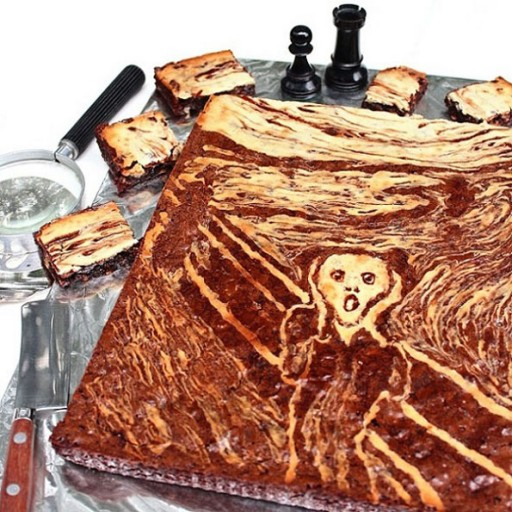 the-scream-brownies-1