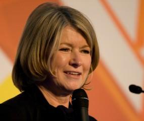 Martha Stewart snapt niets van kritiek op haar smerige foodfoto's