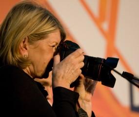 Culi-koningin Martha Stewart fiks bekritiseerd om haar foodfoto's op Twitter