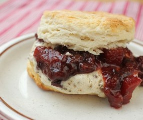 Gespot: Amerikaanse biscuit-broodjes