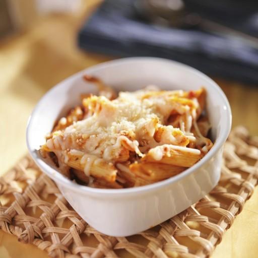 Stock pasta al forno