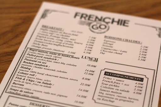 Frenchie to go 4