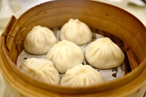 Xiaolongbao dumpling