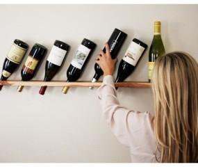 De coolste DIY ideeën om je eigen wijnrek te maken