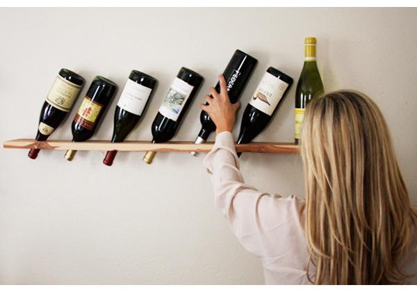 Populair De coolste DIY ideeën om je eigen wijnrek te maken - Culy.nl &QQ27