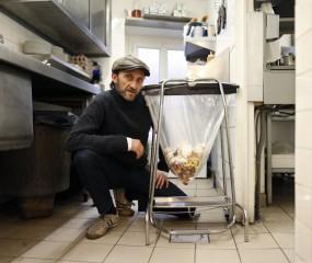 Restaurants in Parijs zetten hun afval om in biogas