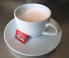 DIY voor extreme cornflake-fans: maak cornflake-thee