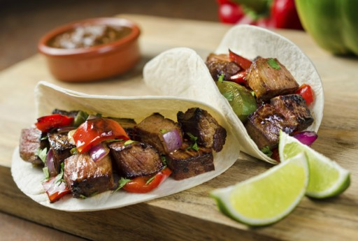 Fajita stock