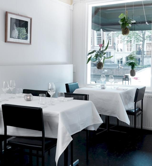 Restaurant Johannes Amsterdam