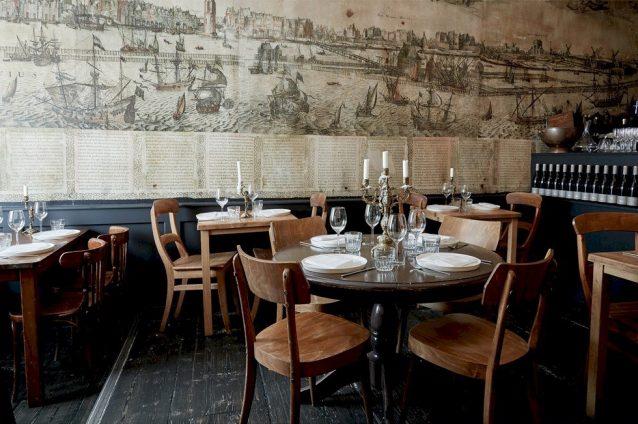 Restaurant Juuls Amsterdam