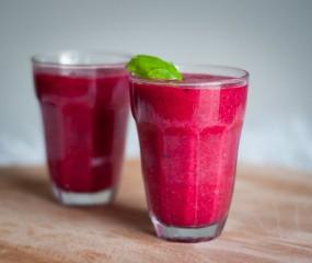 Super gezond & verrassend lekker: rode bieten smoothie