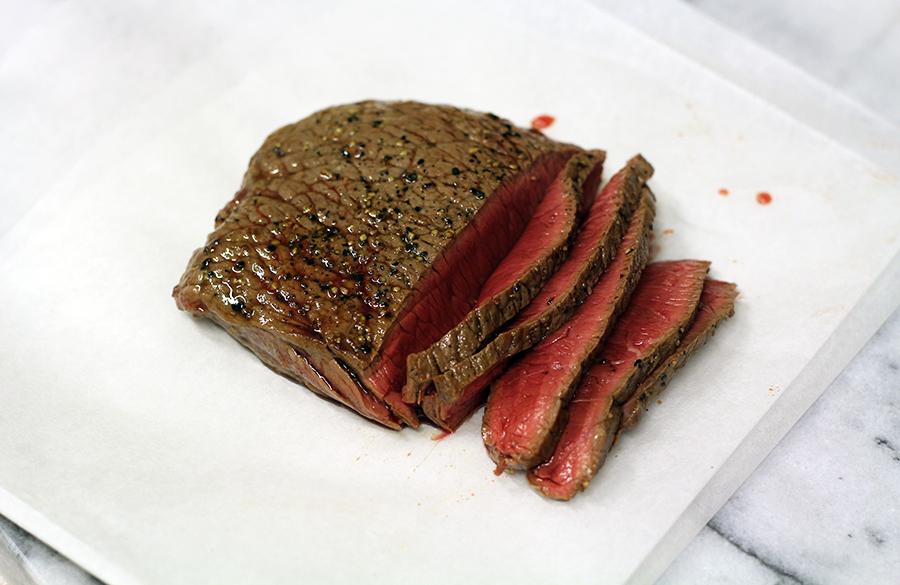 recepten met biefstuk uit de oven