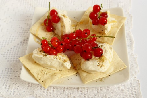 labneh dessert