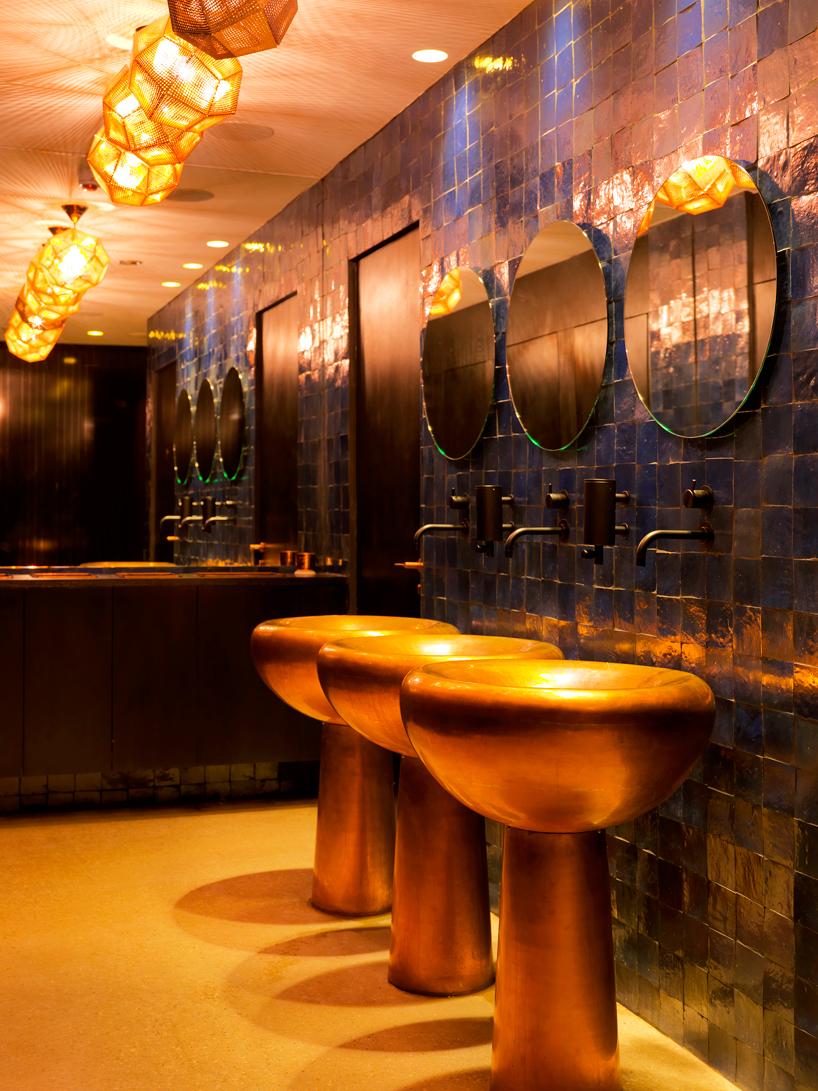 Tom Dixon Geeft Jaren 70 Design Aan Parijs Restaurant
