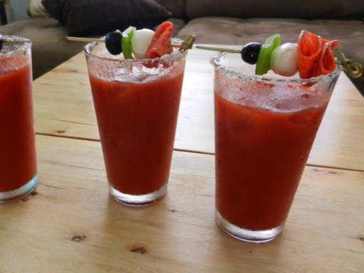 Bloody Mary 4