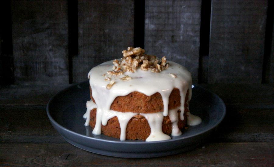 Afbeelding van Amerikaanse carrot cake
