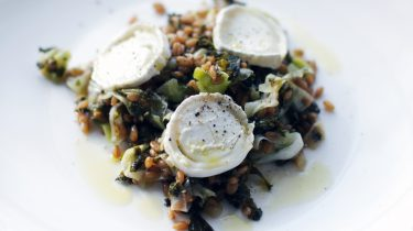 Afbeelding van farotto (risotto zonder rijst)