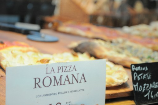 Eataly - pizza