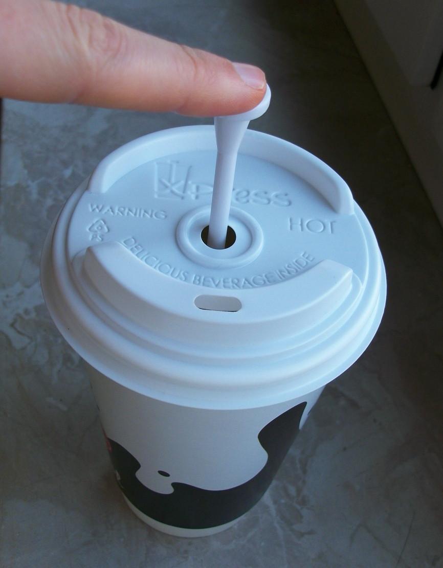 wegwerp thee of koffie beker met handige filter the tea. Black Bedroom Furniture Sets. Home Design Ideas