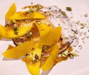 Kokospannenkoekjes met sinaasappel